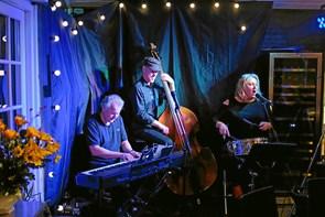 Jazzy Days på Cafe Fisk i Tversted
