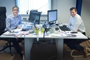 Klokken ringer når Seluxit går på børsen: Morten og Daniel har kriller i maven