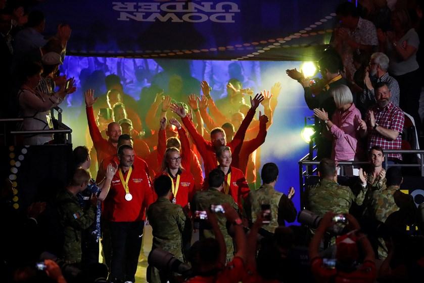 Krigsveteraner fra hele verden dystede ved Invictus Games i Sydney. Det er blevet til flere danske medaljer.