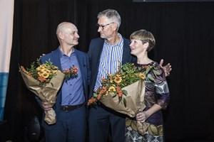 Charlotte Bach Thomassen afløser Søren Møller efter 17 års virke. Hun er den første kvindelige formand i DGI.