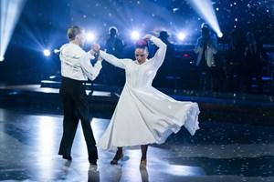"""Lucy Love er ude af """"Vild med dans"""", men hun føler, at hun har haft danskernes opbakning."""
