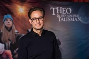 """Manden bag """"Theo og den magiske talisman"""" håber, at forældre vil tale med deres børn om både liv og død."""