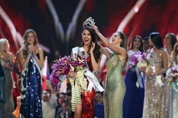 Det næste år tilhører titlen som Miss Universe filippineren Catriona Gray, som var bookmakernes favorit.