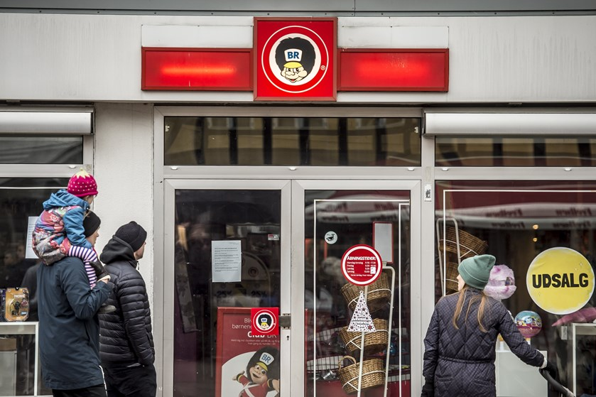 """Det bliver muligt at bytte julegaver fra Fætter BR og Toys""""R""""Us i Føtex og Bilka, hvis de sælge samme vare."""