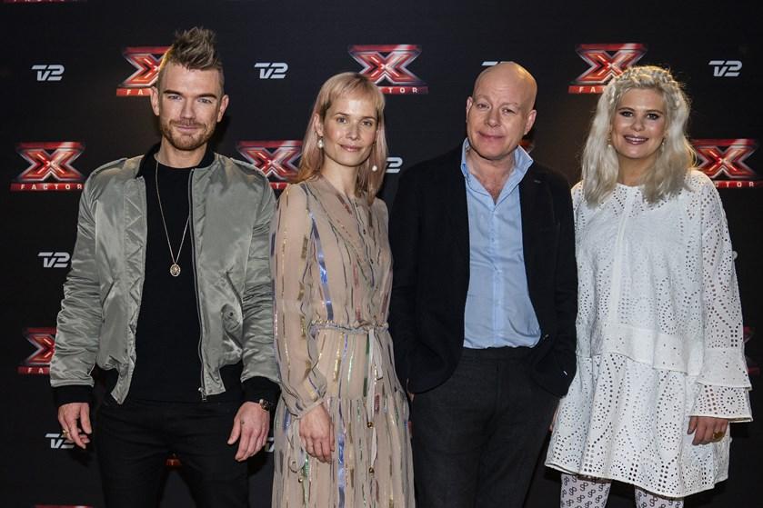 """Når """"X Factor"""" løber over skærmen i januar, er det på TV2, men seerne vil stadig kunne genkende programmet."""