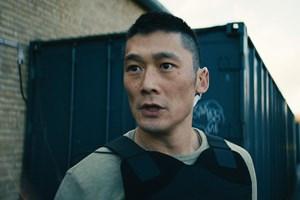 """Skuespiller Thomas Hwan ved, hvad det vil sige at være stresset. Den følelse har han trukket på i """"Bedrag""""."""