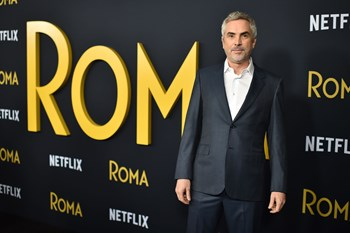 """""""Roma"""" er nomineret til ti priser ved oscaruddelingen 24. februar. Filmen er distribueret af Netflix."""