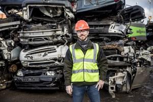 Regeringens forhøjelse af skrotpræmien på dieselbiler fra før 2006 skal få 36.000 biler væk fra vejene.