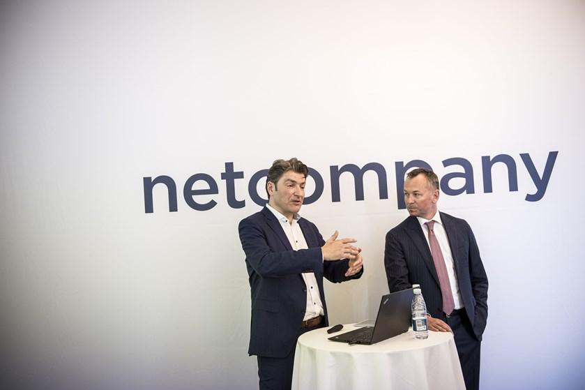 En blanding af opkøb og vokseværk i egne rækker får Netcompanys omsætning til at svulme op.