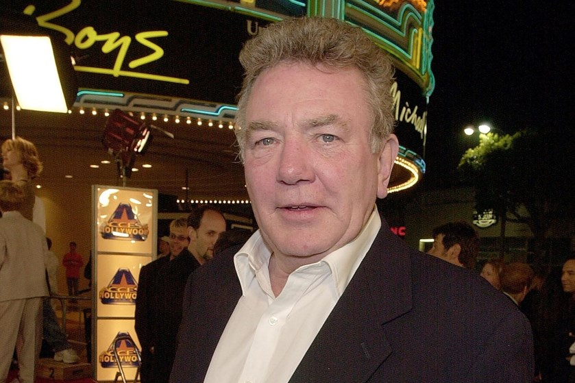 """Den sidste film, som Albert Finney indspillede, var James Bond-filmen """"Skyfall"""" fra 2012."""
