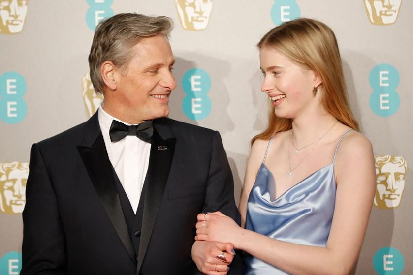 """Ved Bafta-prisuddelingen var Viggo Mortensen nomineret for sin rolle i filmen """"Green Book"""". Læs om Bafta her."""