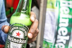 Hollandske Heineken, der er verdens næststørste bryggeri, havde fremgang i alle verdens regioner i 2018.