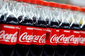 Coca-Cola har vundet markedsandele det seneste år og tjener langt flere penge end i 2017.