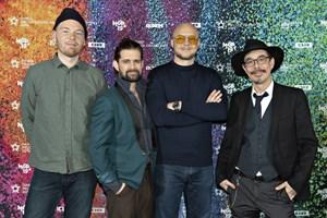For Humørekspressen er Dansk Melodi Grand Prix en mulighed for at få deres musik og budskab bredere ud.
