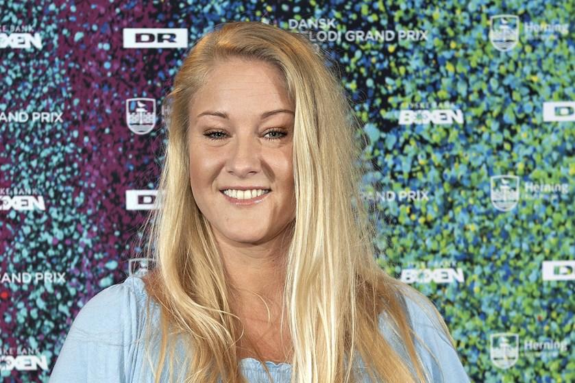 Marie Isabell har ingen sceneerfaring. Nu vil hun repræsentere Danmark til Eurovision.