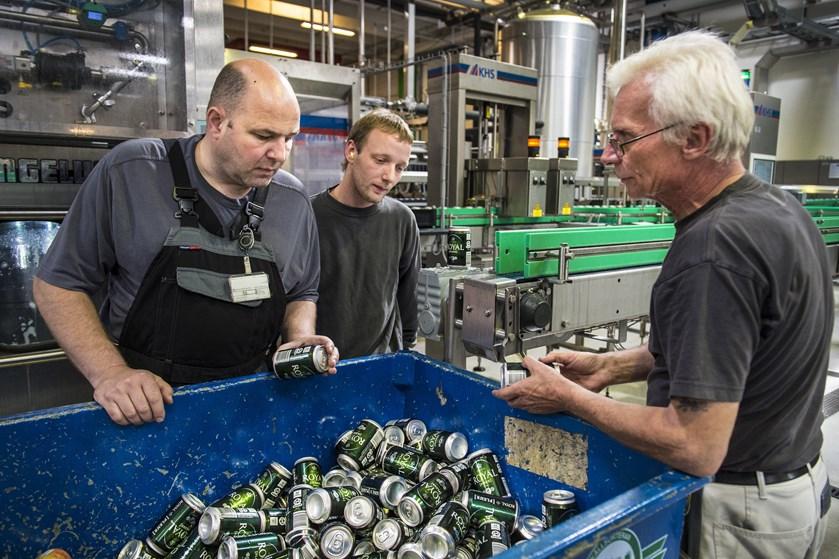 Bryggeriet bag blandt andet Ceres og Faxe Kondi solgte sidste år 10,8 millioner hektoliter drikkevarer.