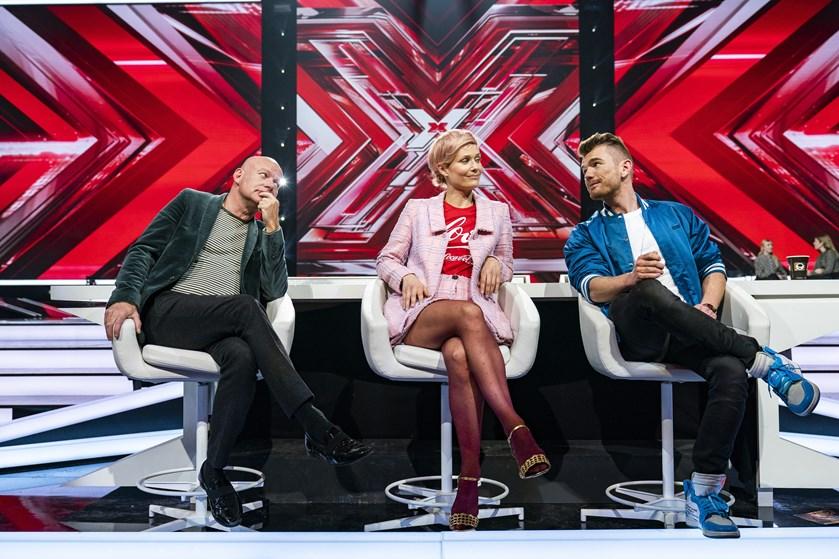 """Fredag aften afslørede vært Sofie Linde, hvor den store finale i """"X Factor"""" vil finde sted."""