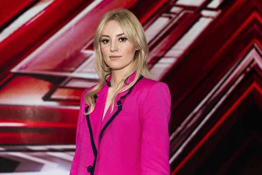 """Andrea Brøndsted er ude af """"X Factor"""", men hun føler allerede nu, at programmet har været et springbræt."""