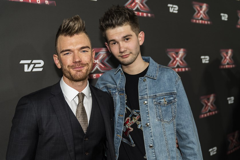 """Fredag aften var Patrick Smith igen tæt på blive smidt ud af """"X Factor"""", og det tærer på ham, fortæller han."""