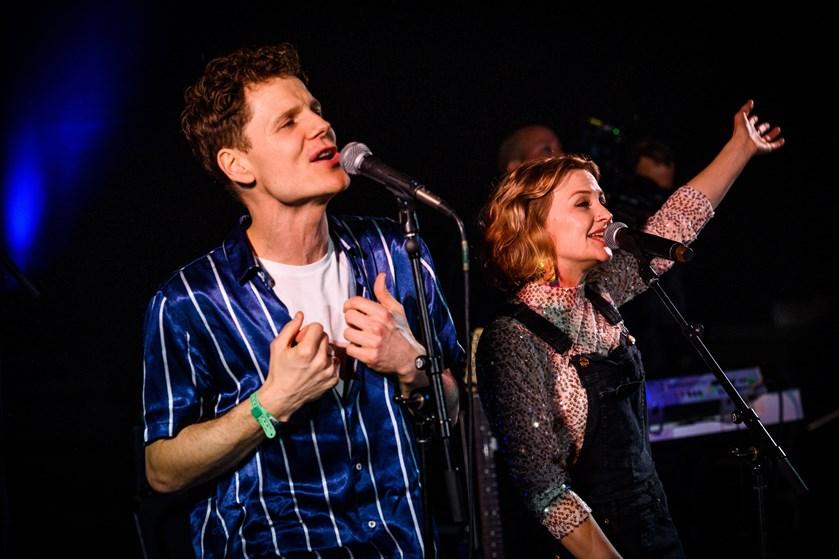 Det danske band spillede sin første koncert i seks år, da de optrådte på den berømte SXSW-festival.