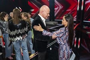 """Gina Michaels er ude af """"X Factor"""", men hun er langtfra færdig med musik og vil gerne samarbejde med Blachman."""
