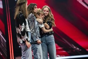 Gruppen Echo har fået nyfunden energi, efter at den fredag aften klarede sig videre fra X Factor-farezonen.