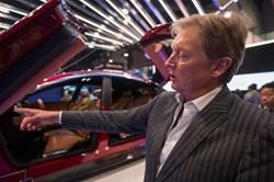 Henrik Fiskers firma vil lancere en SUV, som skal konkurrere med Tesla om elbiler i den billigere prisklasse.