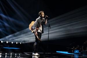 16-årige Benjamin Rosenbohm føler, at han er kommet hurtigere til sin musikalske chance, end han burde.