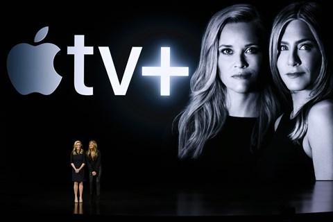 Den amerikanske it-gigant Apple vil lancere en streamingtjeneste, der får navnet Apple TV+.