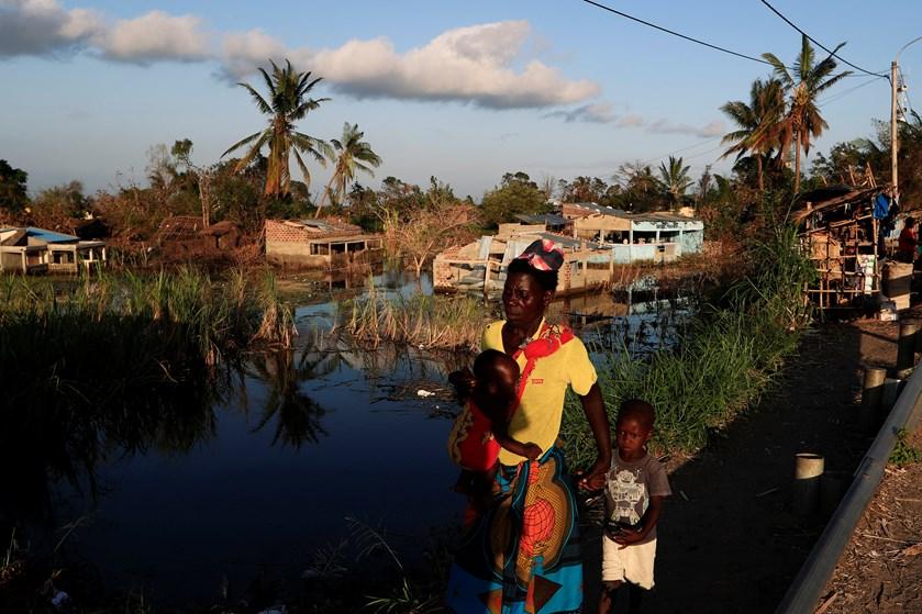 I alt har den voldsomme cyklon Idai kostet 815 personer livet i det sydøstlige Afrika. Heraf 518 i Mozambique.