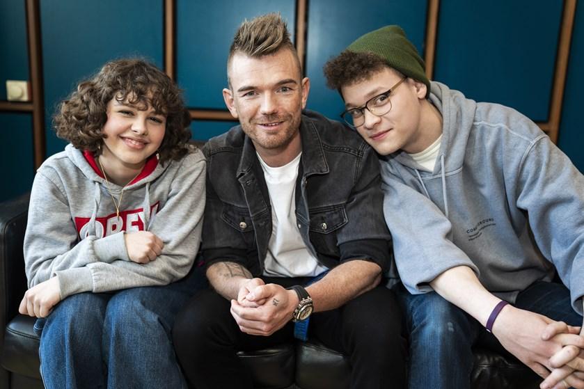 Lars Ankerstjerne er debuterende X Factor-dommer, men trods mangel på erfaring har han to deltagere i finalen.