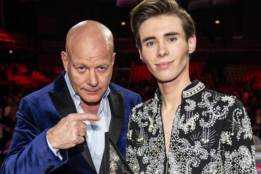 Thomas Blachman har med Kristian Kjærlunds X Factor-sejr vundet sangkonkurrencen to år i træk.