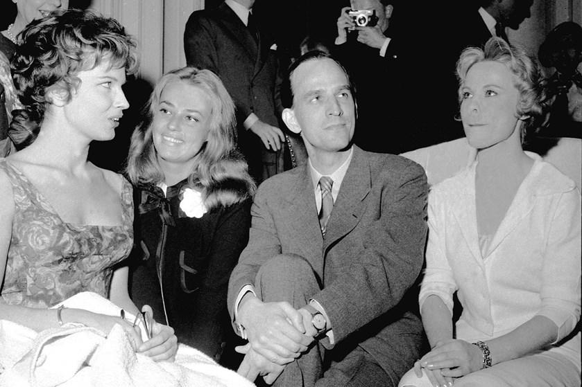 Bibi Anderssons karriere var tæt knyttet til Ingmar Bergman og udløste flere priser. Søndag døde hun, 83 år.