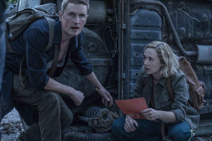 """Angsten for katastrofen har inspireret forfatter Jannik Tai Mosholt i arbejdet med anden sæson af """"The Rain""""."""