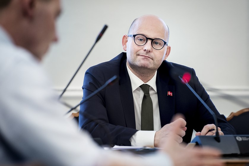 Søren Pape Poulsen ønsker at forpligte Løkke og Venstre til et løfte om skattelettelser i næste valgperiode.