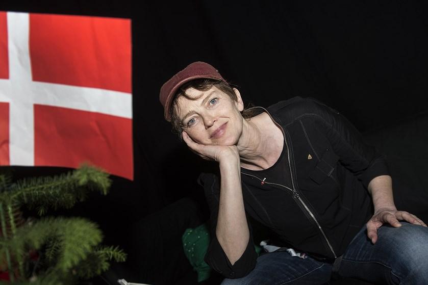 """Lise Cabble var forsanger i rockbandet Miss B. Haven. Torsdag hepper hun på Leonora og """"Love is Forever""""."""