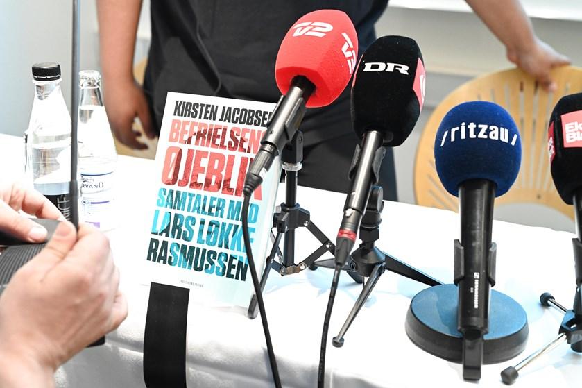 I en ny samtalebog fortæller statsminister Lars Løkke Rasmussen (V), at han ser værre ting end Paludan.