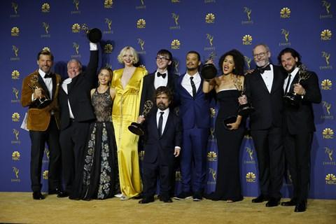 Der kommer til at gå en del år, før der kommer en ny storserie på niveau med Game of Thrones, siger forfatter.