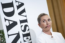 Mette Frederiksen tager det afslappet, at Dansk Folkeparti stiller betingelser for fremtidigt samarbejde.