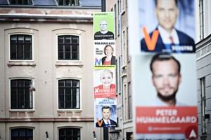 Over 2700 valgplakater i København er blevet ophængt ulovligt før valg til Europa-Parlamentet og Folketinget.