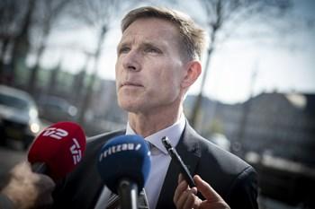 DF-formand Kristian Thulesen Dahls troværdighed har taget et markant dyk, viser en ny meningsmåling.