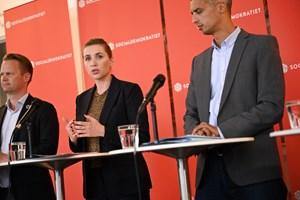 Socialdemokratiet sætter fredag en streg under sin udlændingepolitik, der blev præsenteret i januar.