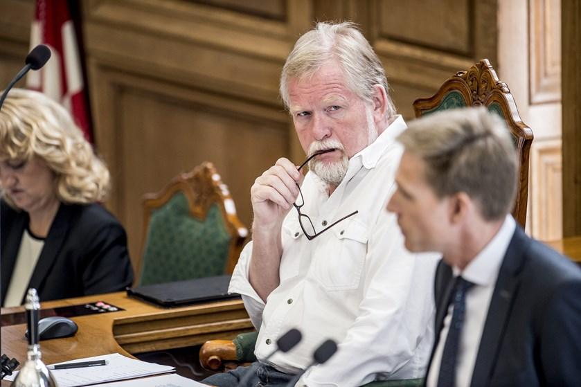 Folketingsmedlem for Enhedslisten Christian Juhl agter ikke at støtte Enhedslisten ved EU-parlamentsvalget.