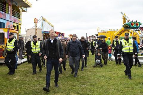 Ifølge Berlingske har Paludan i perioden 2012 til 2019 bedt om aktindsigt i oplysninger på 81 politifolk.