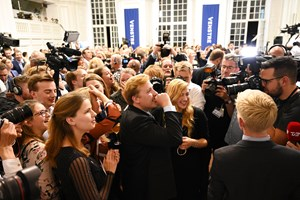 Venstre bliver med fire pladser det største danske parti i Europa-Parlamentet, viser det endelige resultat.