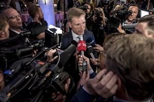 Valget til Europa-Parlamentet er blevet et skrækvalg for Dansk Folkeparti, der er gået fra fire til et mandat.
