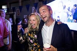 Dansk Folkeparti blev større end De Radikale ved EP-valget, men DF får kun ét mandat, mens Radikale får to.