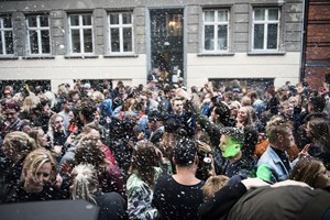Københavnsk gadefest får færre og mere spredte scener i år. Det kan mindske støjniveauet.
