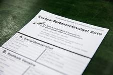 I 2014 stemte 48.000 vælgere blankt ved valget til Europa-Parlamentet. I år gjaldt det 33.180 stemmer.