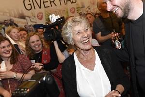 SF går fra et til to mandater i EU-Parlamentet. I Københavns Storkreds får partiet 22,7 procent af stemmerne.